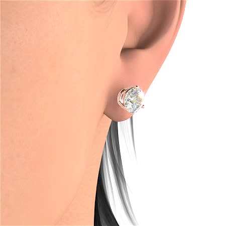 ear024-round-rose-gold-ear