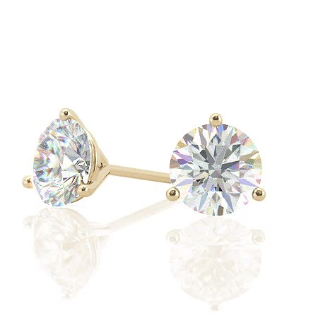 ear031-round-yellow-gold
