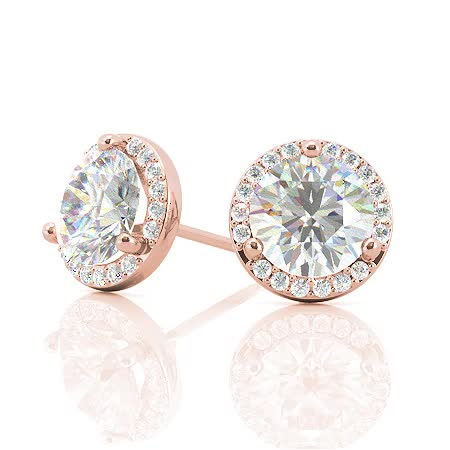 ear146-round-rose-gold